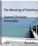 The Meaning of Evolution