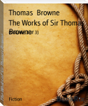 The Works of Sir Thomas Browne