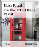 The Thoughts of Blaise Pascal