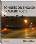 SONNETS ON ENGLISH DRAMATIC POETS