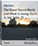 The Great Round World and What Is Going On In It, Vol. 1, No. 21