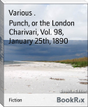 Punch, or the London Charivari, Vol. 98, January 25th, 1890
