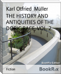 THE HISTORY AND ANTIQUITIES OF THE DORIC RACE, VOL. 2