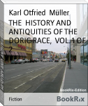 THE  HISTORY AND ANTIQUITIES OF THE DORIC RACE,  VOL. 1 OF 2