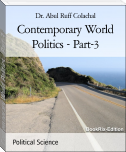 Contemporary World Politics - Part-3