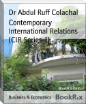 Contemporary International Relations (CIR Series-1)