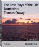 The Best Plays of the Old Dramatists