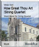 How Great Thou Art (String Quartet)