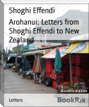 Arohanui: Letters from Shoghi Effendi to New Zealand