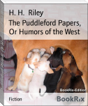 The Puddleford Papers, Or Humors of the West