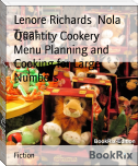 Quantity Cookery        Menu Planning and Cooking for Large Numbers