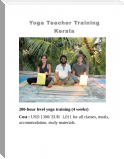 Yoga Teacher Training Kerala