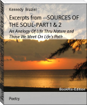 Excerpts from --SOURCES OF THE SOUL-PART 1 & 2