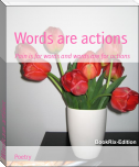 Words are actions