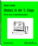 Absturz in der 5. Etage