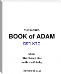 The Sacred Book of Adam