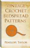 Vintage Crochet Bedspread Patterns