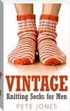 Vintage Knitting Socks for Men