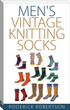 Men's Vintage Knitting Socks