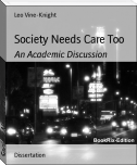 Society Needs Care Too