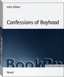 Confessions of Boyhood