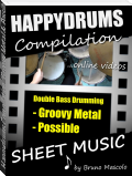 "Happydrums Compilation ""Groovy Metal & Possible"""