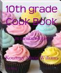 10th grade Cook Book