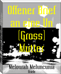 Offener Brief an eine Un (Gross) Mutter