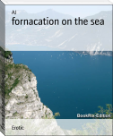 fornacation on the sea