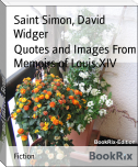 Quotes and Images From Memoirs of Louis XIV