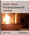 The Advancement Of Learning