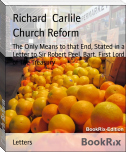 Church Reform