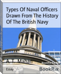 Types Of Naval Officers Drawn From The History Of The British Navy
