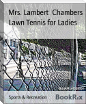Lawn Tennis for Ladies