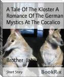 A Tale Of The Kloster A Romance Of The German Mystics At The Cocalico