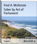 Sober by Act of Parliament