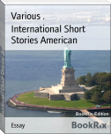 International Short Stories American