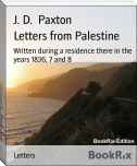 Letters from Palestine