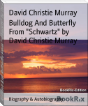 "Bulldog And Butterfly From ""Schwartz"" by David Christie Murray"