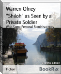 """Shiloh"" as Seen by a Private Soldier"