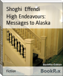 High Endeavours: Messages to Alaska