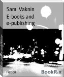E-books and e-publishing