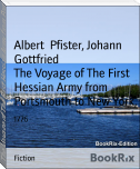 The Voyage of The First Hessian Army from Portsmouth to New York,