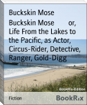 Buckskin Mose        or, Life From the Lakes to the Pacific, as Actor,        Circus-Rider, Detective, Ranger, Gold-Digg