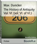 The History of Antiquity  Vol. VI. (vol. VI. of VI.)