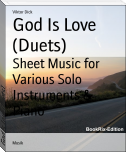 God Is Love (Duets)