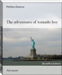 The adventures of tornado boy