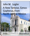 A New Tortoise, Genus Gopherus, From North-central Mexico