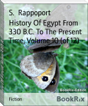 History Of Egypt From 330 B.C. To The Present Time, Volume 10 (of 12)