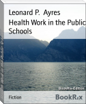 Health Work in the Public Schools